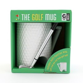 Ginger Fox Golf Mug