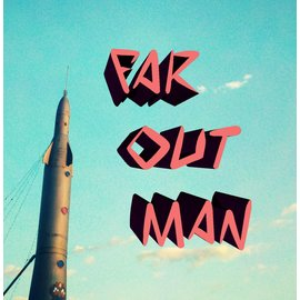Lauren Rathburn Far Out Man Print