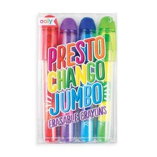 Ooly Presto Chango Jumbo Crayons