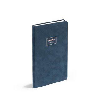 Poppin Velvet Hardcover Journals