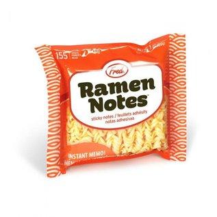 Fred Ramen Notes