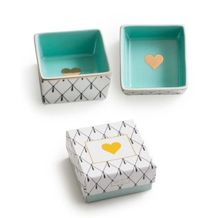 Rosanna Heart Icon Trinket Dish