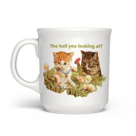 Fred Mug - The Hell You Looking At