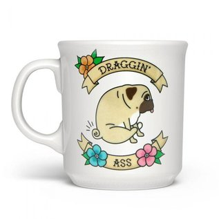 Fred Draggin' Ass Mug