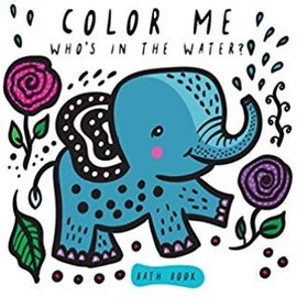Quarto Group Color Me: Who's in the Water?
