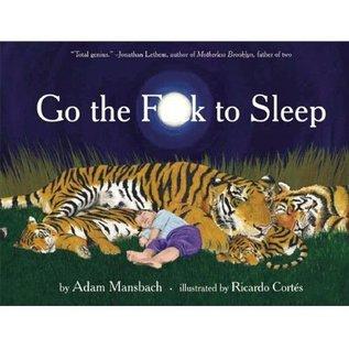 Hachette Book Group Go the F*ck To Sleep