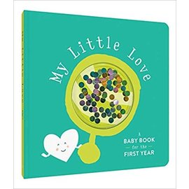 Chronicle Books My Little Love Baby Book