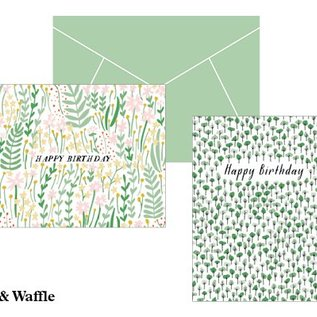 Chronicle Books Birthday Box: Twenty Birthday Cards