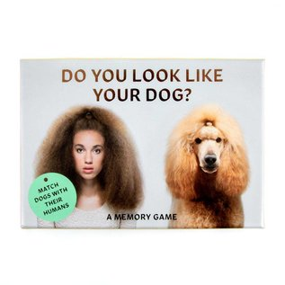 Chronicle Books Do You Look Like Your Dog? Matching Game