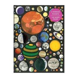 Chronicle Books Zero Gravity PVC Cover Journal