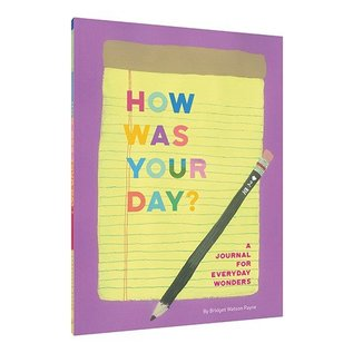 Chronicle Books How Was Your Day Journal