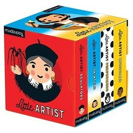 Chronicle Books Little Artist Board Book Set