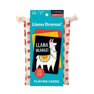 Chronicle Books Llama Drama Card Game