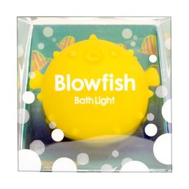 Dreams Blowfish Bath Light - Yellow