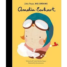 Quarto Group Little People, Big Dreams: Amelia Earhart