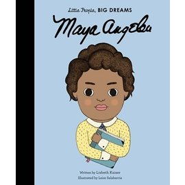 Quarto Group Little People, Big Dreams: Maya Angelou