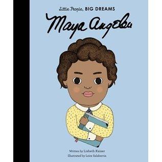 Quarto Group Little People, Big Dreams: Maya Angelou