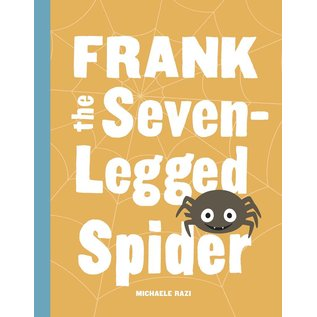 Penguin Group Frank The Seven Legged Spider