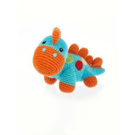 Kahiniwalla / Pebble Steggy Saurus Rattle