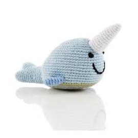 Kahiniwalla / Pebble Narwhal Rattle