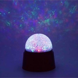 Streamline Crystal Projection Light