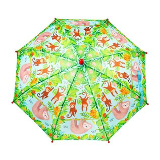 Sass & Belle Kid's Umbrella - Sloth