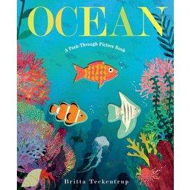 Penguin Group Ocean: A Peek-Through Picture Book