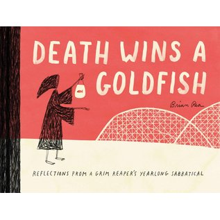 Chronicle Books DNR Death Wins a Goldfish