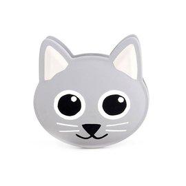 Kikkerland Design Inc Cat Talking Bag Clip