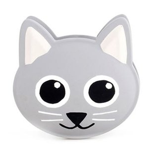 Kikkerland Design Inc Cat Talking Bag Clip