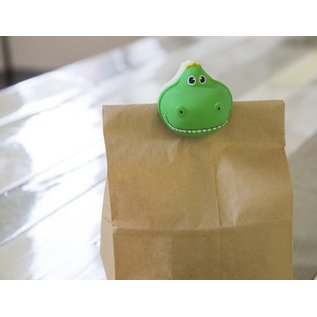 Kikkerland Design Inc TRex Talking Bag Clip