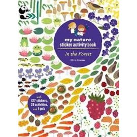 Chronicle Books In The Forest Sticker Book