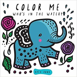 Chronicle Books Color Me: Who's in the Water?