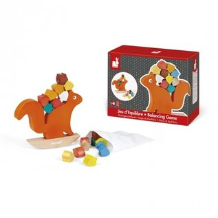 Janod Toys Nutty Balance Game