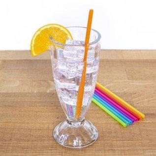 Kikkerland Design Inc Bright Color Reusable Straws