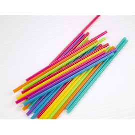 Kikkerland Design Inc SALE Bright Color Reusable Straws