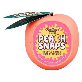 Wild & Wolf Inc. Peach Snaps