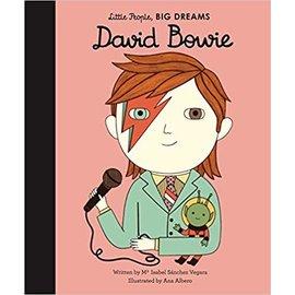 Quarto Group Little People, Big Dreams: David Bowie
