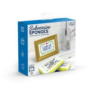 Fred Subversive Sponges