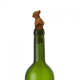 Fred Winer Dog Bottle Stopper
