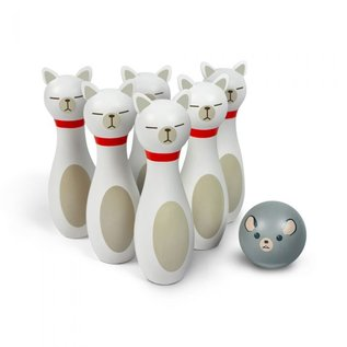 Fred Bowling Alley Cats