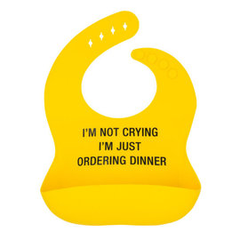 About Face Ordering Dinner Bib