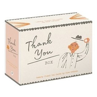 Chronicle Books Thank You Box Notecards