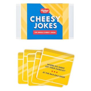 Wild & Wolf Inc. DNR 100 Cheesy Jokes