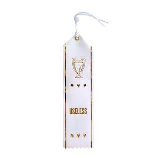 Boldfaced Goods Award Ribbon - Useless