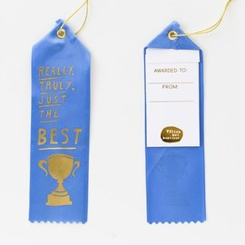 Yellow Owl Workshop Ribbon Note - The Best