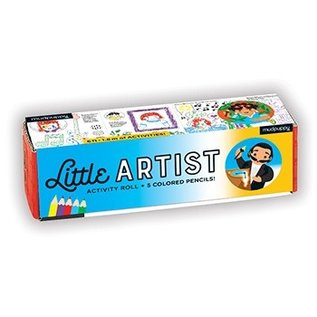 Chronicle Books Little Artists Activity Roll