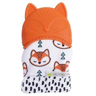 Itzy Ritzy Fox Teething Mitt