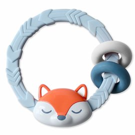 Itzy Ritzy Ritzy Rattle - Fox