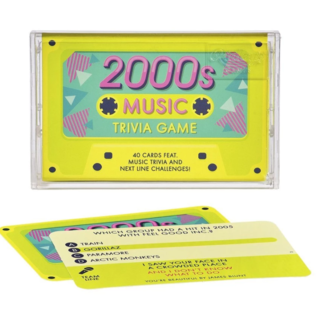 Wild & Wolf Inc. Music Trivia Game - 2000s
